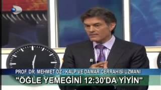 Mehmet Öz'den uzun yaşam tavsiyeleri