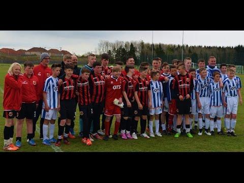U14 Kilmarnock FC V East Belfast FC