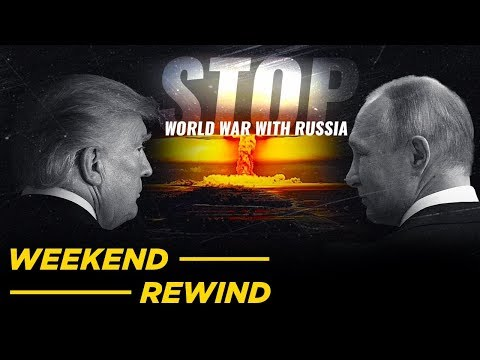 LIVE 🚨 STOP THE NEW WORLD WAR  🚨 WEEKEND REWIND SPECIAL 🚨 ALEX JONES INFOWARS