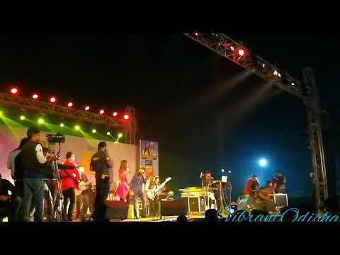 Sona Mohapatra Live--Awesome Performance