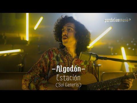 Algodón - Estación (Sui Generis) (Live on PardelionMusic.tv)