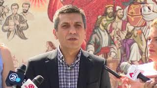 """MEXHITI: Projekti """"Sheshi Skënderbeu"""" shpallet i përfunduar."""