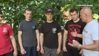 Arrows street fight TAG team fight