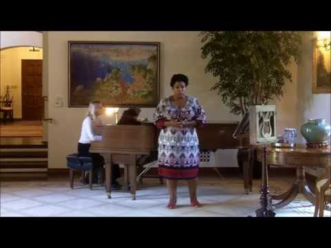 Dabney Ross Jones, Soprano: Two Days, Three Arias Part 4