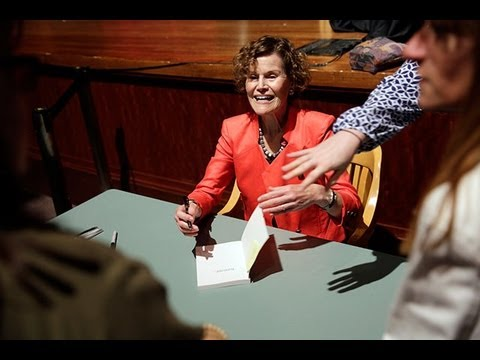 How Judy Blume became a writer - YouTube