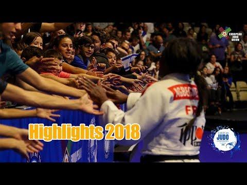 European Judo Championships Tel Aviv 2018: Highlights 2018