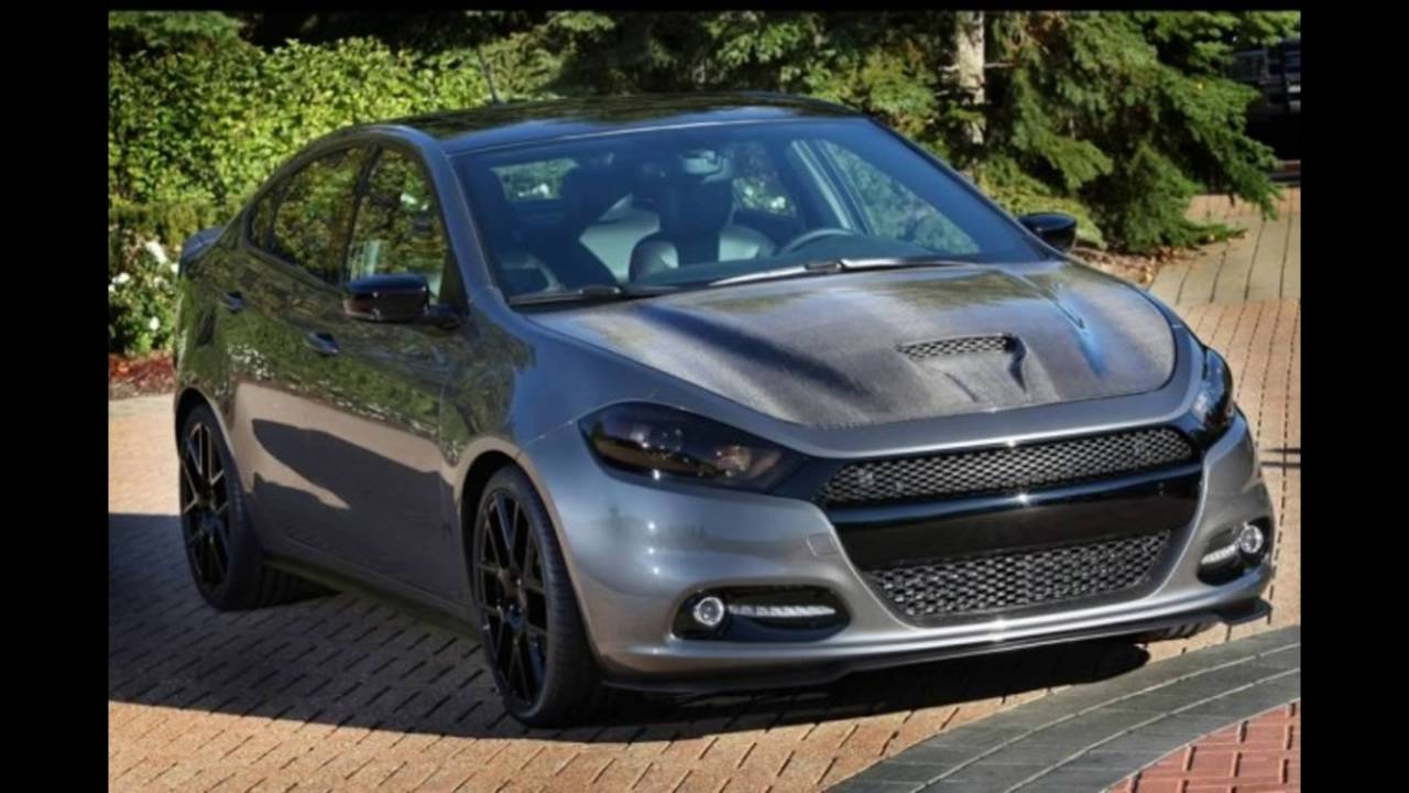 2017 Amazing New Car Dodge Dart Sedan Review And Price You