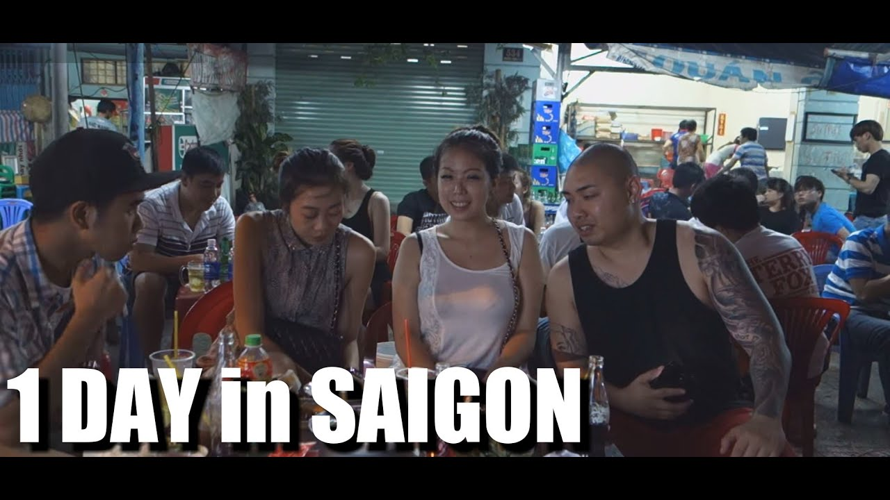 TOP Things to do in Saigon, Vietnam in 1 day.