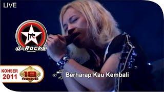 Live Konser ~ J Rocks - Berharap Kau Kembali @Kediri 17 September 2011