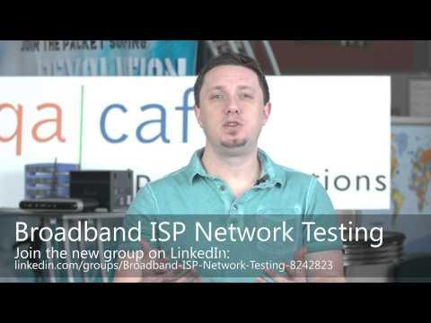 Join the Broadband ISP Network Testing LinkedIn Group