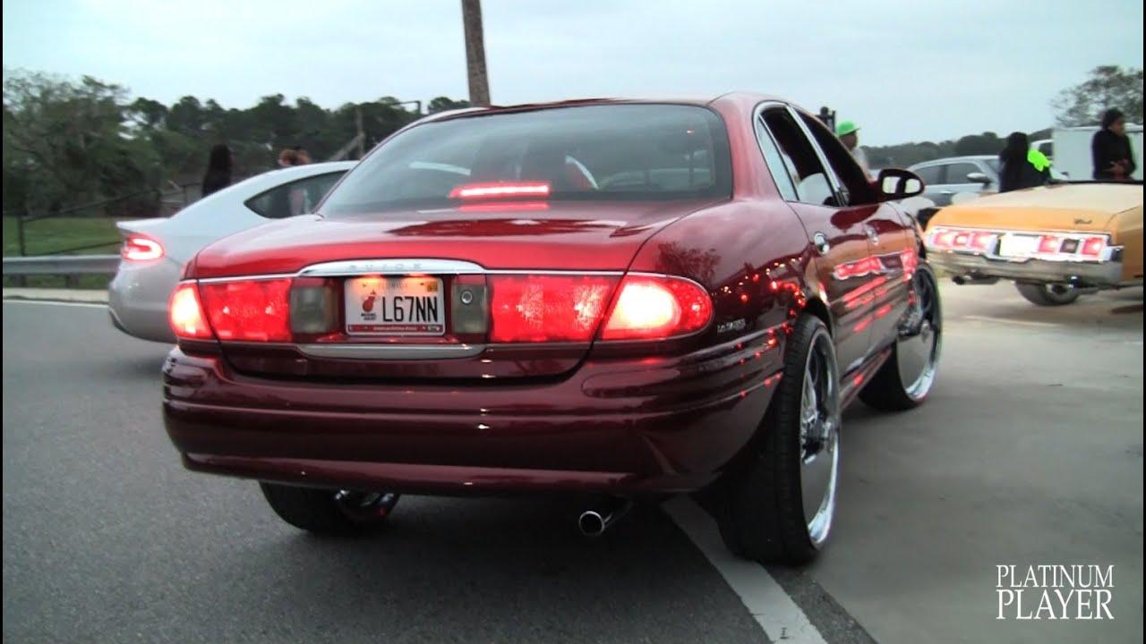Buick Lesabre On 26 Inch Dub Splitter Orlando Youtube