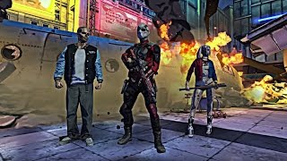 Suicide Squad Special Ops PC Gameplay w/Commentary