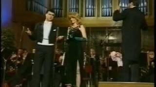 Jana Šomošiová a Ján Babjak  - Niemand liebt Dich so wie ich z operety Paganini