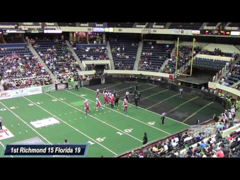 Rider Replay- APF Championship (Florida Tarpons vs Richmond Roughriders 6.10)
