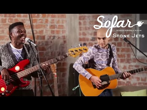 Stone Jets - I Can't Live Without You | Sofar Cape Town