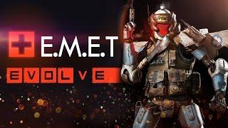 ЭМЕТ - Гайд тактика игры ● Evolve Stage 2