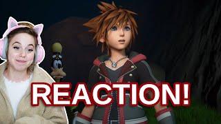 Kingdom Hearts 3 Together Trailer Reaction!