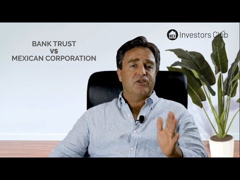Bank Trust vs Mexican Corporation - Top Tip of the Week