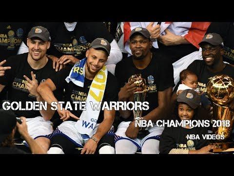 Golden State Warriors - NBA Champions 2018 Mini-Movie