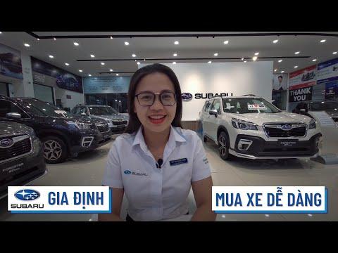 Subaru Gia Định hỗ trợ mua xe #SUBARU trả góp thủ tục rất dễ dàng đi cùng mức lãi suất ưu đãi