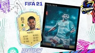 Riyad Mahrez (85) Review - FIFA 21 Ultimate Team - VALE LA PENA?