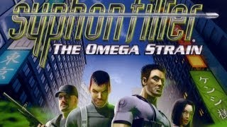 CGR Undertow - SYPHON FILTER: THE OMEGA STRAIN review for PlayStation 2