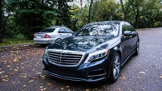 2015 Mercedes-Benz S550 4MATIC - Review, Drive, & Tech