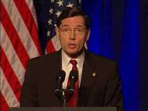 Sen. John Barrasso Introduces VP Cheney at CPAC