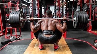 THE MOST INTENSE SQUAT ROUTINE | DO THIS TO SHOCK YOUR QUADS