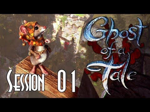 Let's Blindly Stream Ghost of a Tale!