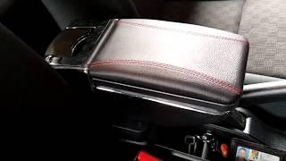 Honda Jazz 2014 2017 - Armrest OEM