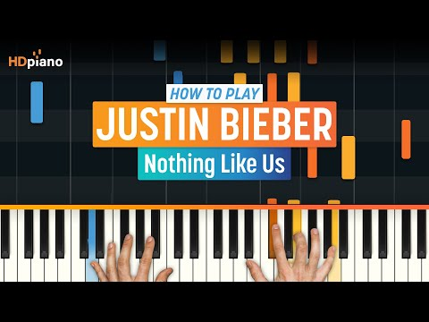 """Nothing Like Us"" By Justin Bieber 