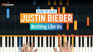 "Download Video ""Nothing Like Us"" by Justin Bieber 