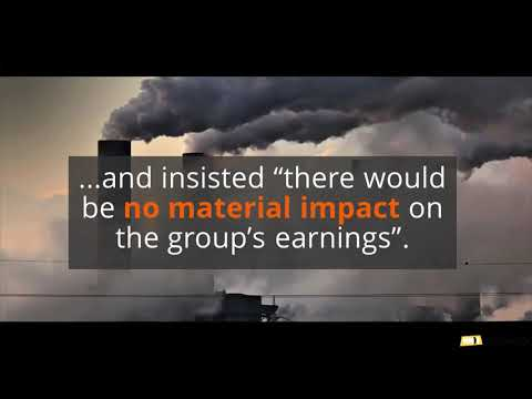 What Shell Told Its UK and US Shareholders About Climate Change