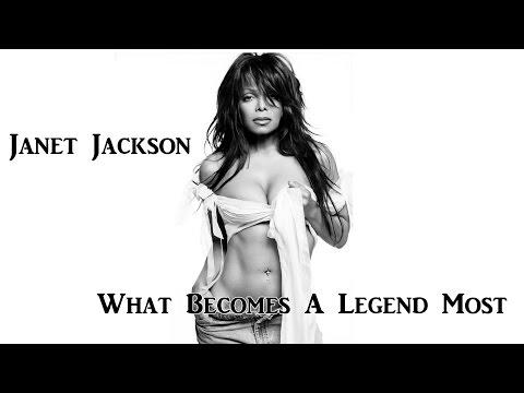 Janet Jackson - What Becomes A Legend Most (MEGAMIX)