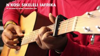 Nkosi sikeleli iAfrika, South Africa National Anthem ~ Guitar by Solomon W. Jagwe