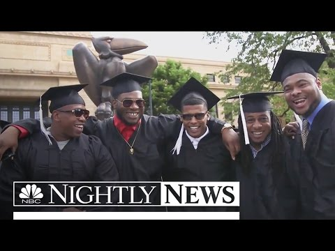 Commencement 2016: Our Annual Salute to the Year's Graduating Class | NBC Nightly News