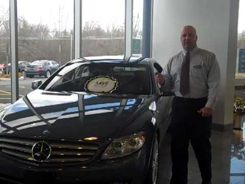 Mercedes benz cl550 4matic coupe at wagner mercedes benz for Wagner motors bmw shrewsbury