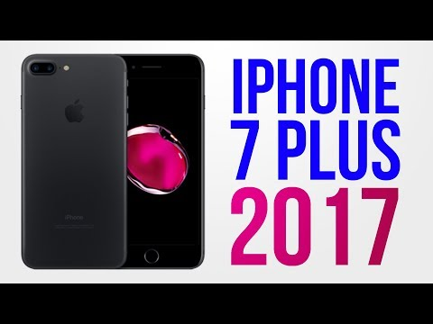 Using an iPhone 7 Plus in 2017