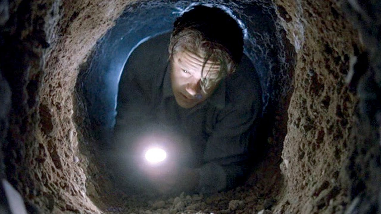 Man Builds Underground Tunnel To Bar To Escape Wife Life