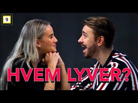 Anniken Jørgensen og Joakim Kleven: Den beste løgneren