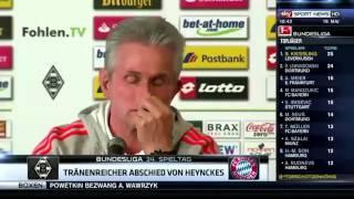 Jupp Heynckes Abschied
