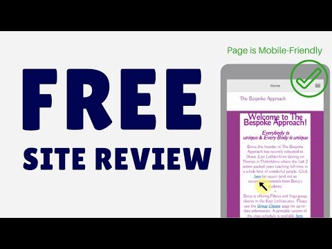 FREE Website & Online Marketing Review by Ben Laing | SEO, UX, CRO test