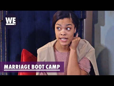 Mehgan's Explosive Meltdown | Marriage Boot Camp: Reality Stars | WE tv