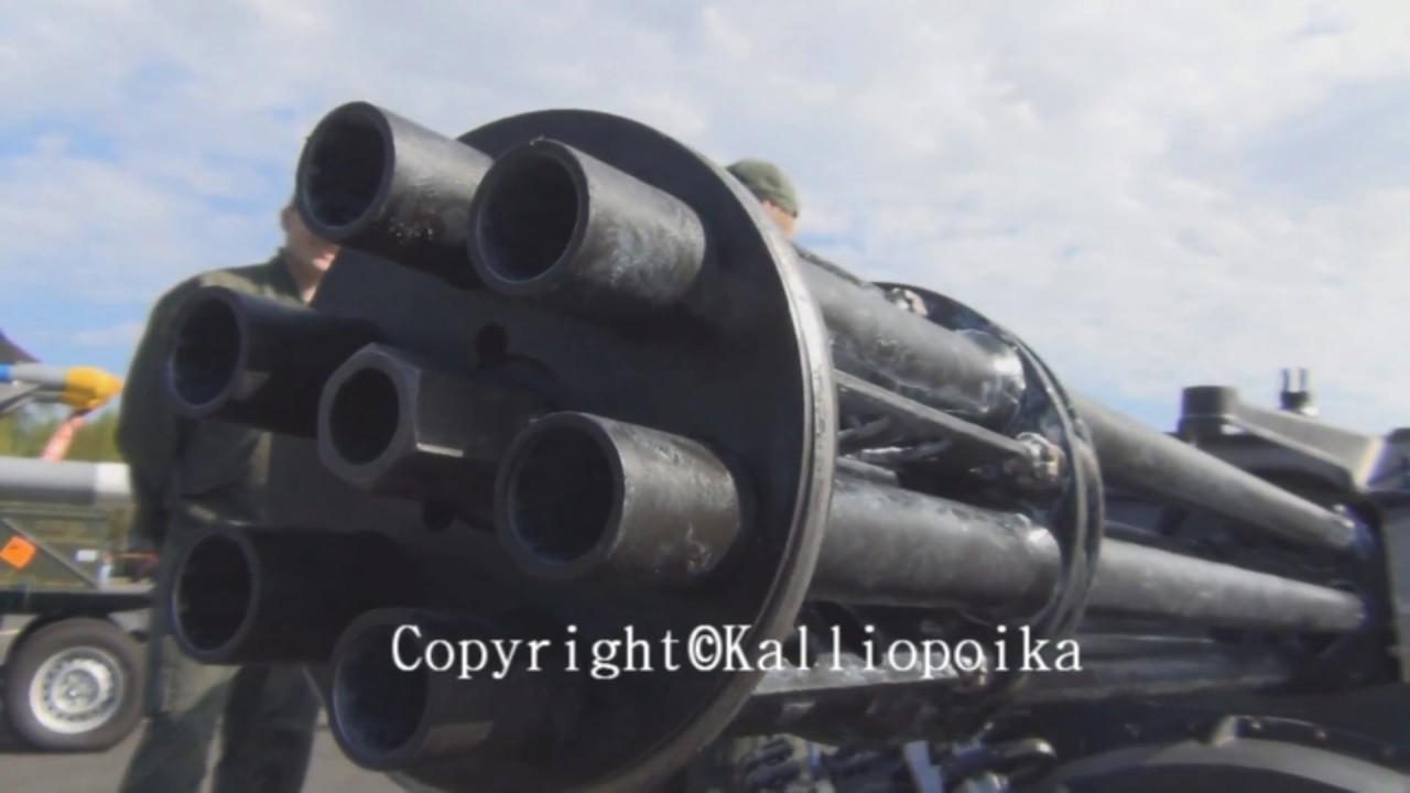 Ordtech M61 Vulcan cannon 20 mm