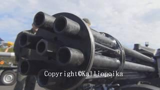 . M61 Vulcan Gatling, Firepower. Big gun
