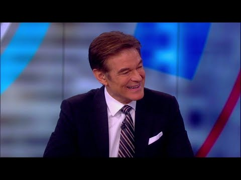 Dr. Oz Answers Coronavirus Questions And Concerns | The View