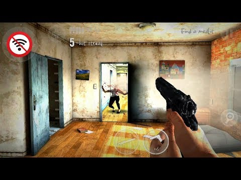 Top 20 Offline Zombie Games For Android & IOS! Updated