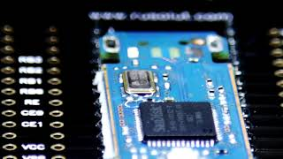 USB Pen Drive Data Recovery Chip off
