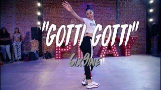 "6ix9ine - ""Gotti Gotti"" | Nicole Kirkland Choreography"